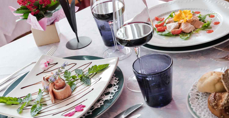 Hotel Londra Molveno-ristorante-prodotti-tipici