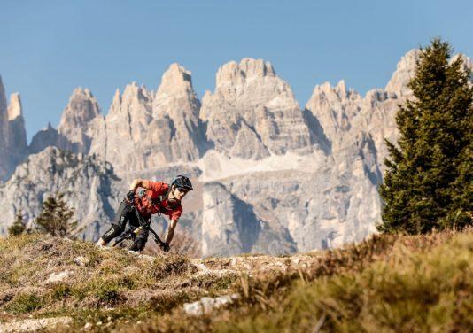 Attività sulle Dolomiti - Mountain Bike